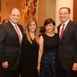 News, Shelby, Symphony underwriter dinner, April 2015, Colter and Elizabeth Lewis; Beth Madison and Ralph Burc