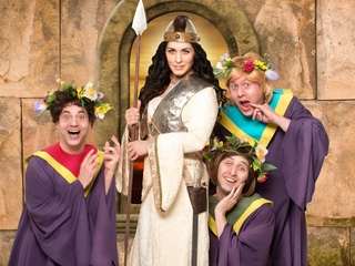 Princess Ida presented by Gilbert and Sullivan Society of Austin