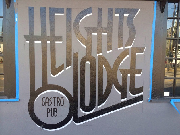 Washington ave Drinkery will becomes the Heights Lodge Gastropub. 2 January 2014