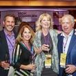 Houston, Periwinkle Foundation Sommelier Competition, September 2015, Ken and Camilyn Brucker; Julie Cannoy, Doug Osburn