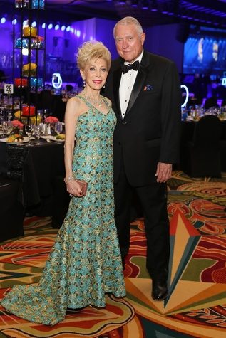 Symphony Ball, May 2015, 6840_Margaret Alkek Williams; Jim Daniel