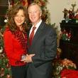 Trisha Ewert, Carl Ewert, DA Holiday Party
