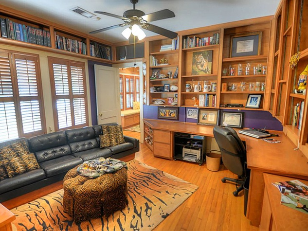 Heights house for sale September 2013 405 Woodland St. study office