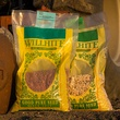 Bags of Wilhite Seed Company seed
