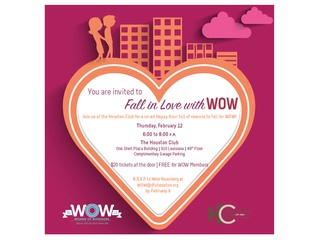 """Women of Wardrobe hosts """"Fall in Love with WOW"""" benefiting Dress for Success Houston"""