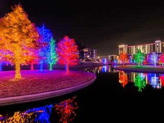 Vitruvian Lights in Addison