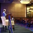 Laura Bush, 2014 Milestone Luncheon