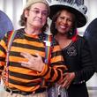 Bayou City Art Festival, Art Heist, October 2012, Robin Williams impersonator, Melanie Lawson