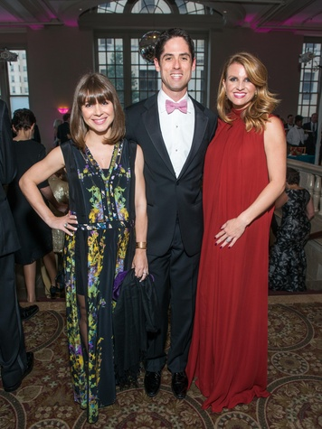 4 Rachel and Jason Volz, from left, with Lindley Arnoldy at Houston Symphony Opening Night Gala September 2014