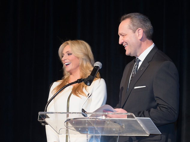 Trailblazer Awards, Feb. 2016, Chita Johnson, Joel Cowley