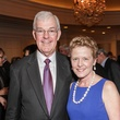 Jack Pendergrast and Laura Bellows at the Cornerstone Dinner February 2015