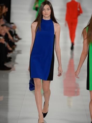 Fashion Week spring summer 2014 Ralph Lauren Collection Spring 2014 Look 31