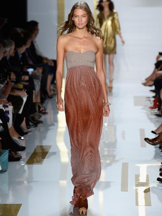 Fashion Week spring summer 2014 1 Diane Von Furstenberg