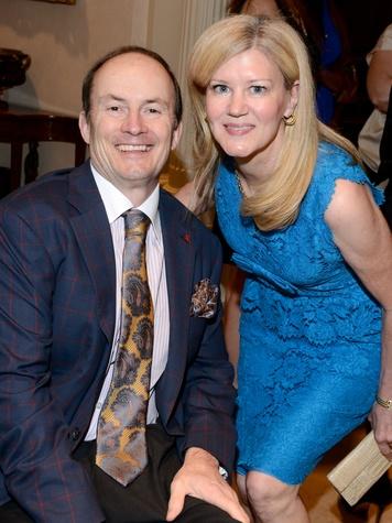 Donald Winspear, Ellen Winspear, S&S Patorn Party