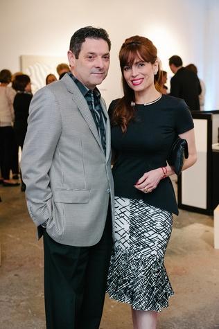 0142 Carlos and Karina Barbieri at Child Advocates Art Party November 2014