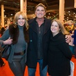 25 Pam Morse, from left, Dan Pastorini and Shelley Ludwick at The Nutcracker Market preview party November 2014