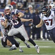 Wes Welker Patriots catch