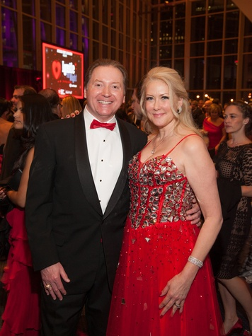 19 Lee and Ty Tillman at Heart Ball February 2014