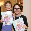 314 Ezra Segal and Dr. Jenny Segal at Lord Fancy Pants book launch October 2014