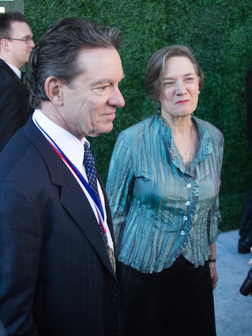 Texas Medal of Arts Awards 2015 Lawrence Wright