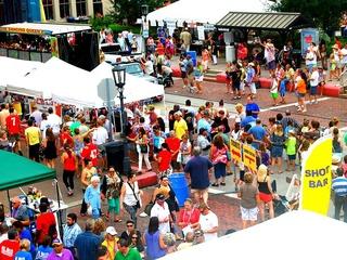 Fifth Annual Galveston Island Shrimp Festival