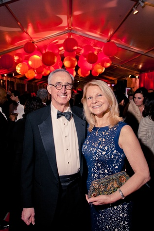 23 George Pilko and Jan Fisher at the Asia Society Tiger Ball March 2015