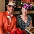Austin Influential Group Derby Day at Ten Oak Tom Stanek Jennifer Stanek