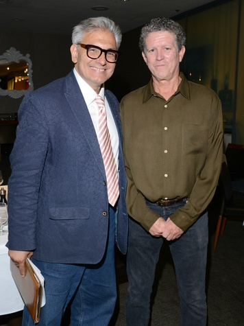 Rick Friedman, Kurt Hopper, HFAF Dallas Party