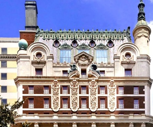 The Adolphus Hotel