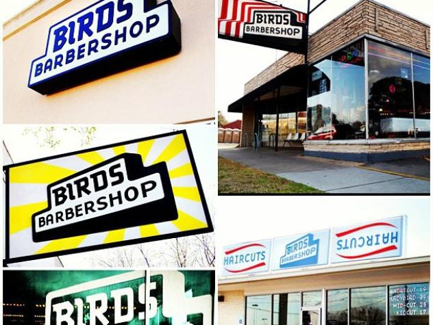 Birds Barber Shops