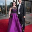 News, Symphony Centennial Ball, Tara and David Wuthrich, April 2014