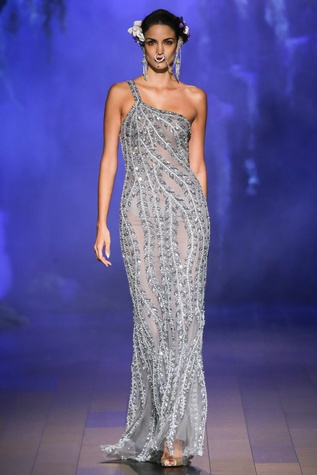Naeem Khan spring 2018 collection look30
