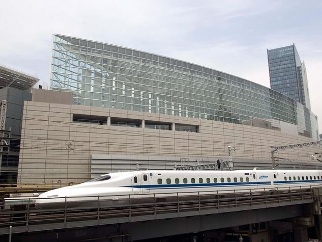 3 Texas Central Rail high-speed bullet train rail