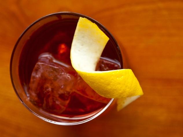 Austin classic cocktails_Vieux Carre_Bar Congress_2015