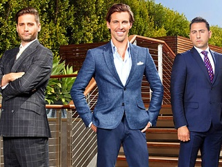 Cast of Million Dollar Listing Los Angeles