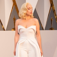 Lady Gaga at Oscars