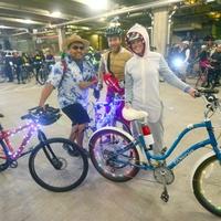 BikeHouston presents 44th Annual BikeHouston Moonlight Ramble