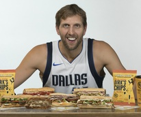 Dirk Nowitzki Which Wich