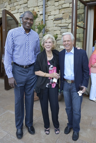News, Shelby, Memorial Hermann in Aspen, Hakeem Olajuwon, Judy Allen, Jim Smith, August 2014