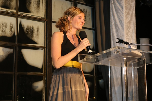 News, Shelby, Catwalk for a Cure, Nov. 2015, Kristin Elliott