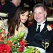 Karina Smirnoff and Anthony Melikhov at the South Asian Chamber Gala February 2014