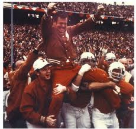 Austin Photo: Kevin_Darrell Royal obit_November 2012_Championship
