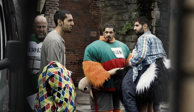 Austin Photo Set: News_Duncan Carson_how 9/11 made us funnier_September 2011_four lions