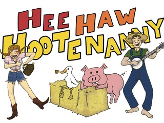 "Catastrophic Theatre Gala ""Hee Haw Hootenanny"""