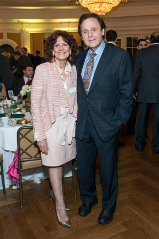 News, Shelby, TEACH dinner, NOv. 2015, Donna Vallone, Tony Vallone