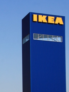 Places-Shopping-Ikea close-up
