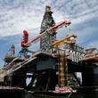 EOG Resources oil rig derrick