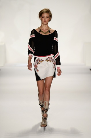 Rebecca Minkoff, Mercedes-Benz Fashion Week, Sept. 2013