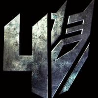 Transformers 4 logo Decepticon