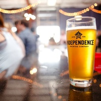 Independence Brewing Co beer Tasting Room 2015